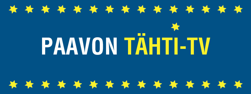 Paavon T�hti-TV